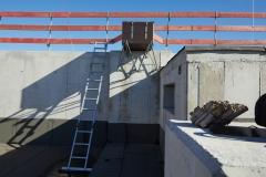 Der Falkenkasten vor der Installation